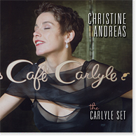 Christine Andreas: The Carlyle Set CD Image