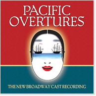Pacific Overtures CD Image