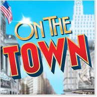 On the Town CD Image